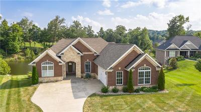 Floyds Knobs Single Family Home For Sale: 3411 Royal Lake Drive