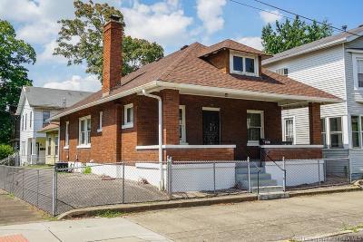 Floyd County Single Family Home For Sale: 1401 E Market Street