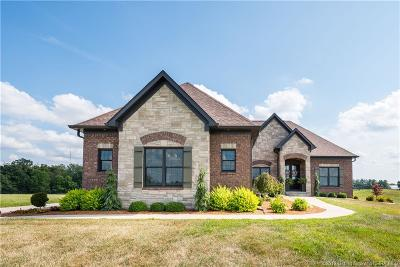 Floyds Knobs Single Family Home For Sale: 1704 Peach Orchard Court