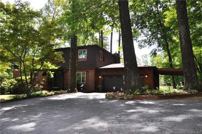 Floyd County Single Family Home For Sale: 5825 Chapel Hill Road