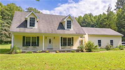 Floyd County Single Family Home For Sale: 6251 Sarles Creek Road