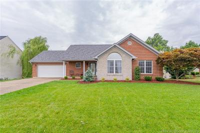 New Albany Single Family Home For Sale: 3146 Periwinkle Way