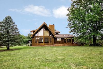 Crawford County Single Family Home For Sale: 3885 N Browns Road