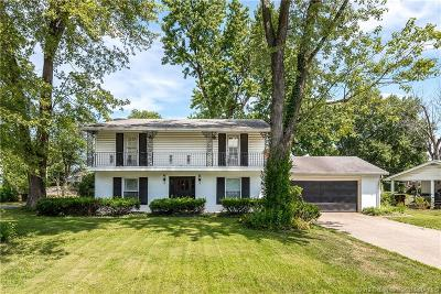 Clarksville Single Family Home For Sale: 1608 Blackiston Mill Road