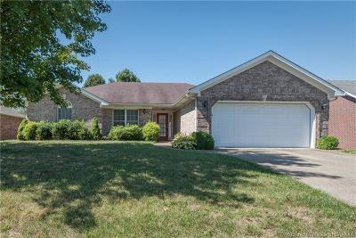 Sellersburg Single Family Home For Sale: 8509 Big Springs Court
