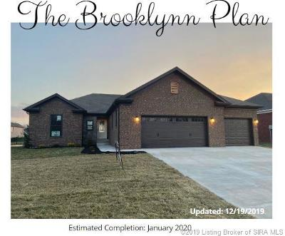 Clark County Single Family Home For Sale: 6222 Kamer Court