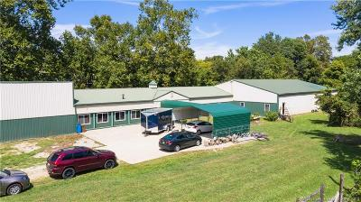 Floyd County Single Family Home For Sale: 8389 State Road 64