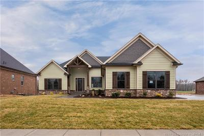 Clark County Single Family Home For Sale: 12621 Greenbriar Boulevard
