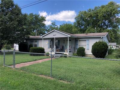 Clark County Single Family Home For Sale: 1417 Egan Street