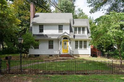 Clark County Single Family Home For Sale: 210 E High Street