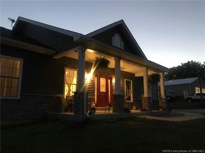 Washington County Single Family Home For Sale: 5880 W Prowsville Ridge Road