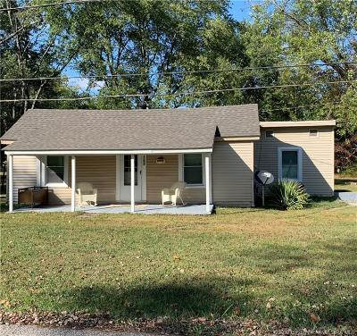 Clark County Single Family Home For Sale: 168 3rd Street