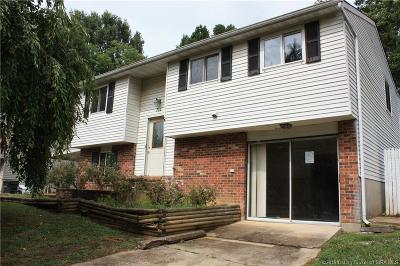 Clark County Single Family Home For Sale: 712 Saratoga Drive