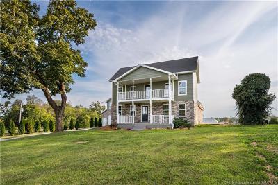 Clark County Single Family Home For Sale: 8213 Salem Church Road