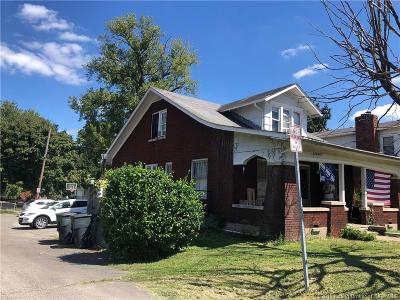 New Albany Single Family Home For Sale: 1408 Silver Street