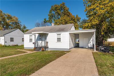 Jeffersonville Single Family Home For Sale: 806 Pratt Street
