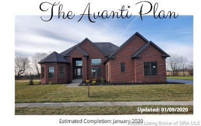 Clark County Single Family Home For Sale: 6111 Jackson Fields Drive