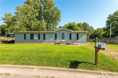 Clarksville Single Family Home For Sale: 114 Starlight