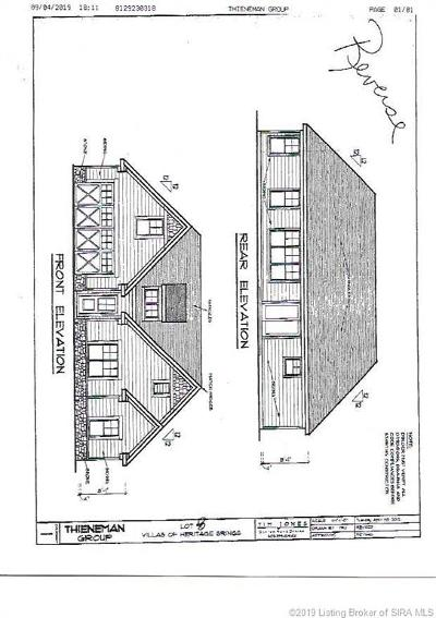 Greenville Single Family Home For Sale: 1040 Villas Court