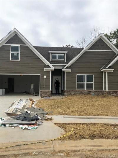 Greenville Single Family Home For Sale: 1043 Villas Court
