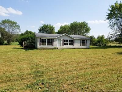 Harrison County Single Family Home For Sale: 7020 Dixie Road SW