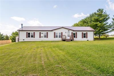 Harrison County Single Family Home For Sale: 8355 Robins Road NW