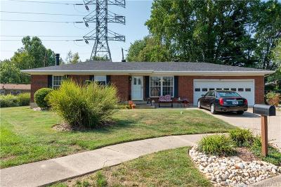 Clarksville Single Family Home For Sale: 1741 Elmwood Drive