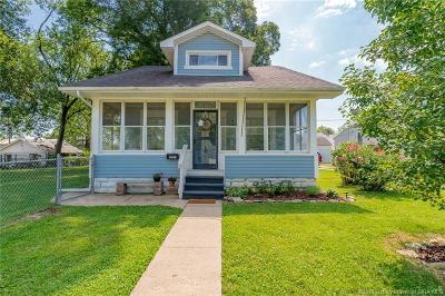 New Albany Single Family Home For Sale: 1449 South Street