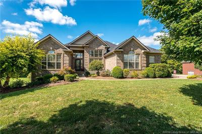 Floyd County Single Family Home For Sale: 10033 Whispering Wind Drive