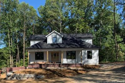 Floyd County Single Family Home For Sale: 8930 Tom Evans Road