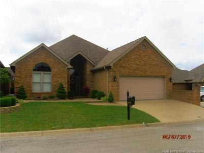 Clark County Single Family Home For Sale: 2653 Aspen Way