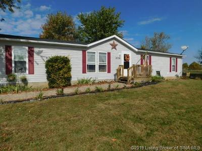 Harrison County Single Family Home For Sale: 2750 Fairdale Road NW