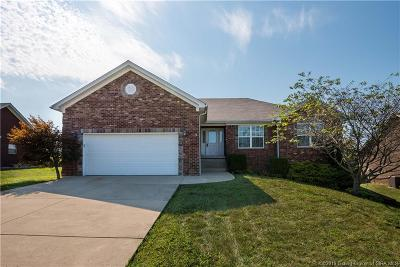 Floyd County Single Family Home For Sale: 3038 Brookhill