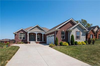 Clark County Single Family Home For Sale: 2906 Boulder Ridge Drive