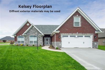 Charlestown Single Family Home For Sale: 6015 Jillian Drive