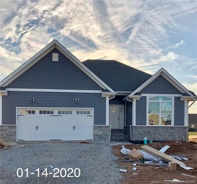 Charlestown Single Family Home For Sale: 6013 Jillian Drive