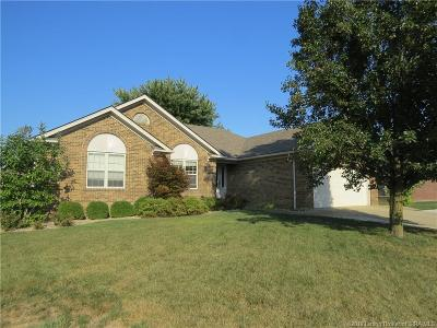 Sellersburg Single Family Home For Sale: 8502 Starview Court