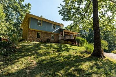 Floyd County Single Family Home For Sale: 1360 Old Salem Road