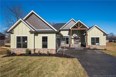 Clark County Single Family Home For Sale: 6112 Jackson Fields Drive
