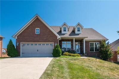 Jeffersonville Single Family Home For Sale: 3131 Blue Sky Loop