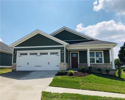 Jeffersonville Single Family Home For Sale: 3519 Edgewood Village Drive