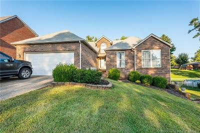 Floyds Knobs Single Family Home For Sale: 4316 Country View Drive