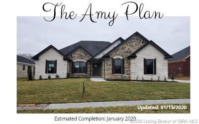 Clark County Single Family Home For Sale: 12627 Greenbriar Boulevard