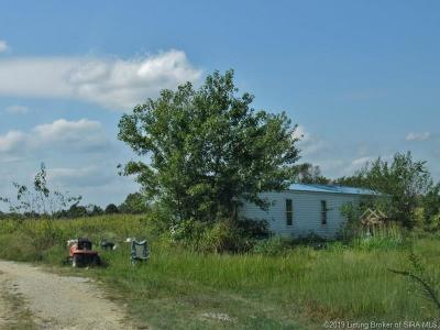 Crawford County Single Family Home For Sale: 7075 S State Road 66
