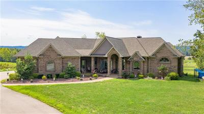 Clark County Single Family Home For Sale: 17130 State Road 60