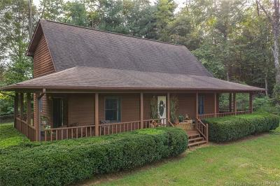 Floyd County Single Family Home For Sale: 4800 Saint Johns Road