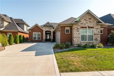 Clark County Single Family Home For Sale: 1719 Bay Hill Place