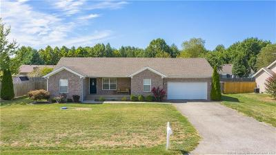 Scott County Single Family Home For Sale: 276 Muriel Drive