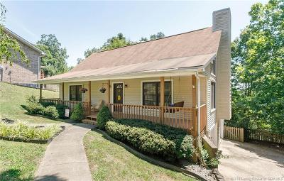 Floyd County Single Family Home For Sale: 1141 Carriage Lane