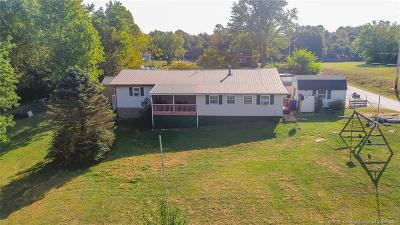 Floyd County Single Family Home For Sale: 4252 Highway 11